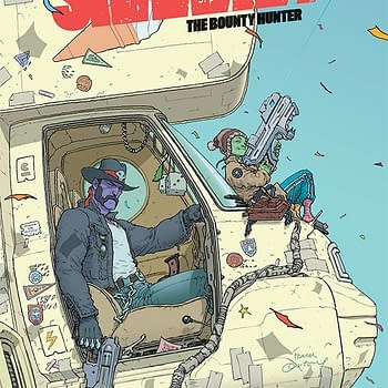 World Finally Learns of Mark Millar and Simone Bianchis Sharkey The Bounty Hunter