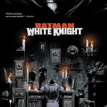 Batman White Knight Tops Diamond and BookScan October Bestseller Lists