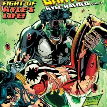 DC Comics Cancels Kyle Rayner Collections After Volume 2