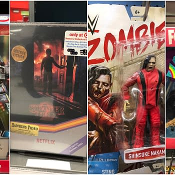 BC Toy Spotting: Funko Predator Spider-Verse Fortnite WWE and More