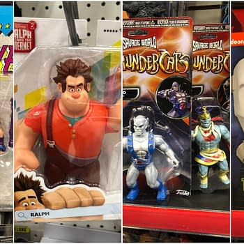 BC Toy Spotting: Marvel Legends Funko Ralph Breaks the Internet Predator and More