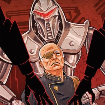 Michael Moreci and Breno Tamura Launch a New Battlestar Galactica Comic at Dynamite