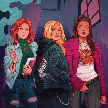 2 Covers for Buffy the Vampire Slayer #1 and #2 by Jen Bartel and Ryan Inzana