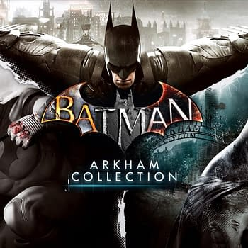 Rocksteady Games Releasing Batman: Arkham Collection This Week