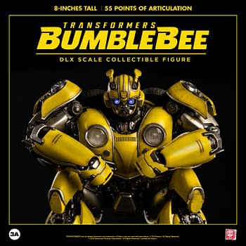 Bumblebee Deluxe Figure on the Way From 3A and Hasbro in 2019