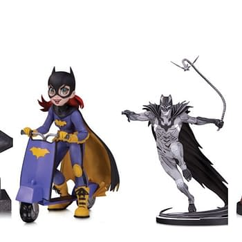 DC Collectibles For February: Tons of Batman Artists Alley Figures and More
