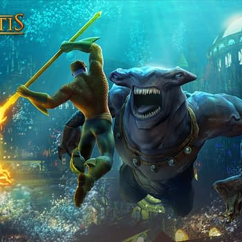 Daybreak Games Adds Atlantis Event into DC Universe Online