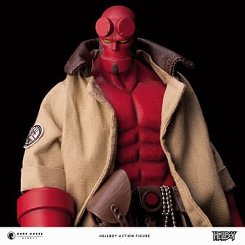 Today is Your Last Day to Preorder Dark Horse Directs Hellboy Figure