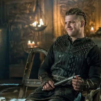 Check Out Ivar's New Throne in Kattegat from 'Vikings'