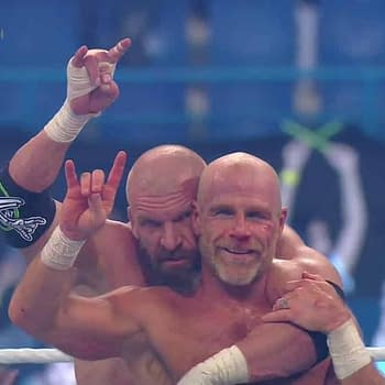 Old Man Michaels Says Hes Returning to Regular Life After WWE Crown Jewel
