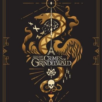 Check Out These International Fan-Made 'The Crimes of Grindelwald' Posters