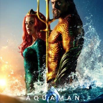 Jason Momoa Shares New Poster for 'Aquaman'