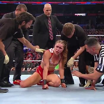 Rousey Flair Bryan Lesnar and Enzo Amore Top WWE Survivor Series Highlights