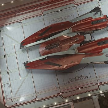 Elite Dangerous: Beyond Just Received Two New Ships