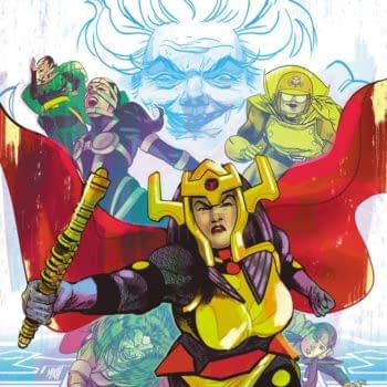 Female Furies: Cecil Castellucci and Adriana Melo Deconstruct Systemic Misogyny in Jack Kirby's 4th World