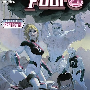 Saying Goodbye to the Future Foundation in Next Weeks Fantastic Four #4