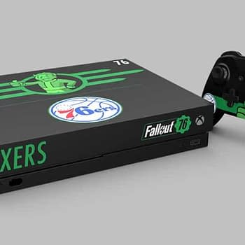 Xbox and Bethesda Partner with Philadelphia 76ers for Fallout 76 Promotion