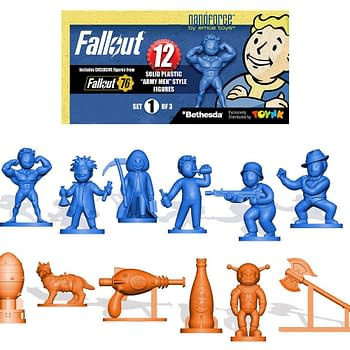 Fallout Nanoforce Figures Up For Order From Toynk