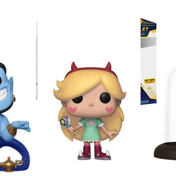 Funko Round-Up: Aladdin Infinity War and Star Vs The Forces of Evil