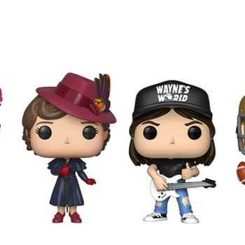 Funko Round-Up: Waynes World Rudy Crash Bandicoot and Mary Poppins Returns