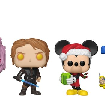 Funko Round-Up: Star Wars Disney Jem and the Holograms and More