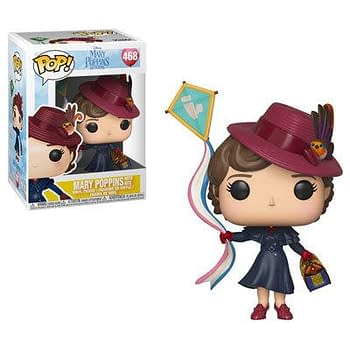 Funko Mary Poppins Pop 2
