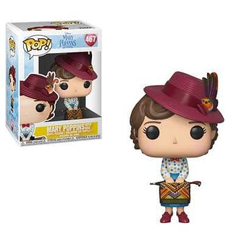 Funko Mary Poppins Pop 3