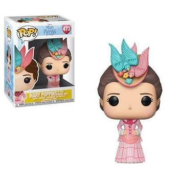Funko Mary Poppins Pop 4