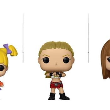 Funko Round-Up: Ronda Rousey Nicktoons Boy Meets World and Tokyo Ghoul
