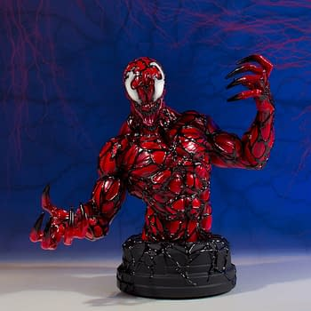 Gentle Giant Has an Awesome Carnage Bust Up For Order