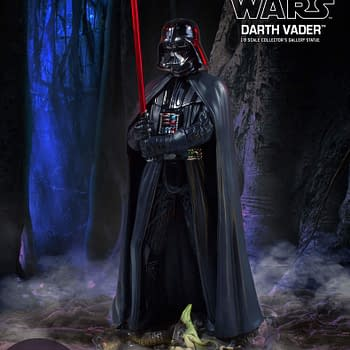 New Darth Vader Empire Strikes Back Statue Up For Order From Gentle Giant