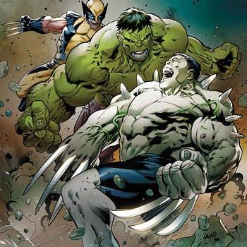 Because U Demanded It: Wolverine and Hulk Take on Weapon H in Hulkverines
