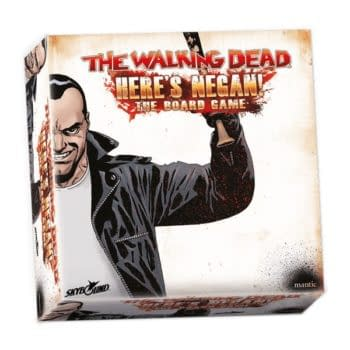 Bring Lucille Home for the Holidays with Mantic's Here's Negan