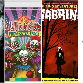 BC Holiday Horror Gift Guide Books Comics Film Figures Soundtracks and More