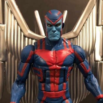 Lets Take a Look at the Marvel Legends Archangel Figure