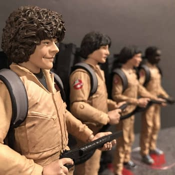 Lets Take a Look at McFarlane Toys Stranger Things Ghostbusters Figure Set