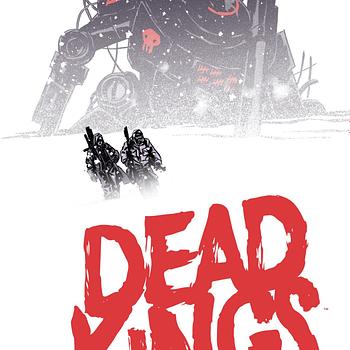 Russian Robot War Aftermath Dead Kings #1 Review: Shaky Start But Intriguing