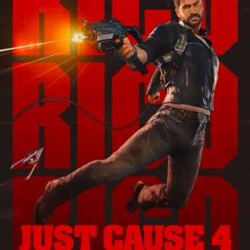 Square Enix Creates Stylized Movie Posters and Trailers for Just Cause 4