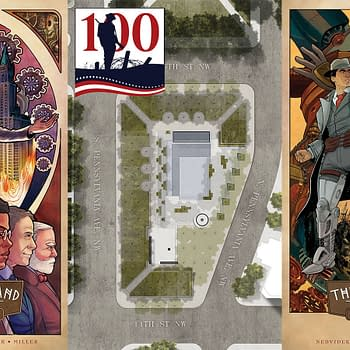 IDW to Donate Portion of All Proceeds for Jekyll Island Chronicles to National WWI Memorial