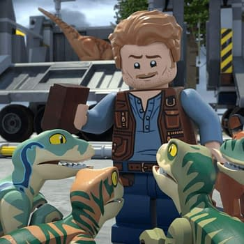 Jurassic World Gets a Prequel in LEGO Form Airs on NBC This Month