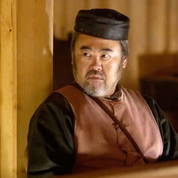 'Deadwood': Dispatches From The Thoroughfare, Wu [Keone Young] Edition