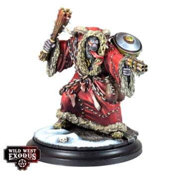 New Holiday Miniatures for Wild West Exodus!