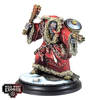 New Holiday Miniatures for Wild West Exodus