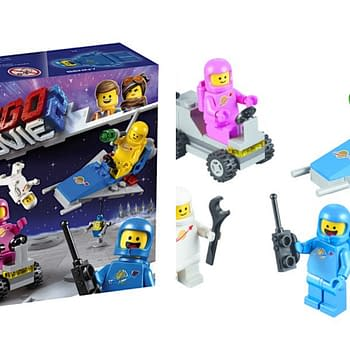 LEGO reveals Many Many LEGO Movie 2 Sets Available December 26th