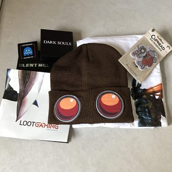 Whats in the Box: Loot Gaming – November 2018