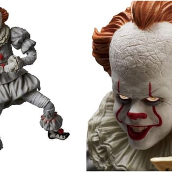 Pennywise MAFEX Figure Floats Into Collections in 2019