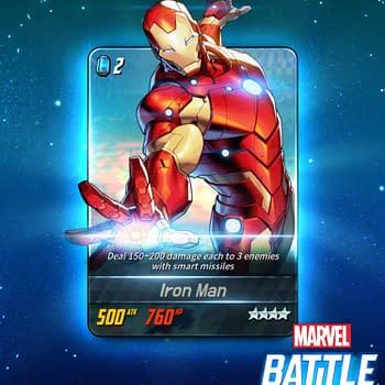 Marvel Battle Lines is the Best Marvel Card Game So Far