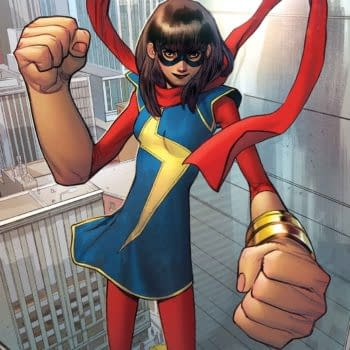Ms. Marvel Turns 5 Years Old in February