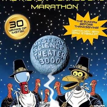 Mystery Science Theater 3000 Unveil Their Turkey Day Marathon Plans