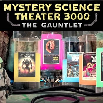 Mystery Science Theater 3000 The Gauntlet: A Cheesy Marathon of Mayhem (REVIEW)